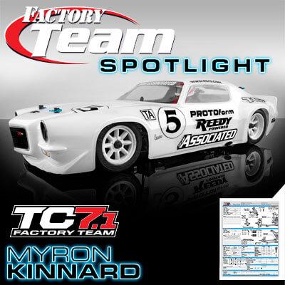 Myron Kinnard's TC7.1