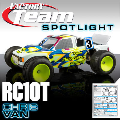Racer Spotlight Additions