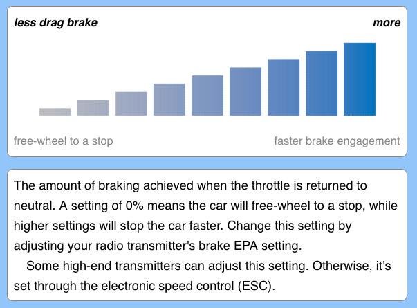 Tip: Drag Brake